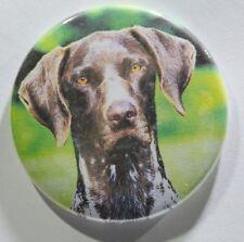 BRAQUE ALLEMAND chien magnet 5.5 cm