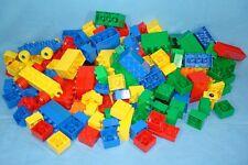 Duplos Lego 2 Pounds Lot LBS Parts & Pieces HUGE BULK LOT bricks blocks
