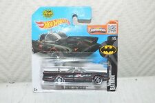 VOITURE HOT WHEELS BATMAN 2016 TV SERIES BATMOBILE CAR NEUF 1/5 LIMITED 226/250