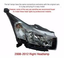 OEM Parts Head Light Lamp Right Assembly 1Pcs for CHEVROLET 2008 - 2012 Cruze