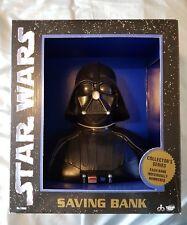 Star Wars Saving Bank Darth Vader Think Way 1994 Brand New