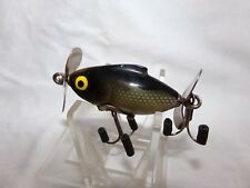 VINTAGE WOOD MFG. DIPSY DOODLE 1800 FISHING LURE blkscl