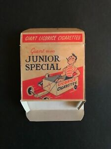 GIANT BRAND VINTAGE 1960's EMPTY LOLLIE BOX JUNIOR SPECIAL REPRODUCTION