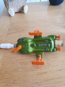 Dinky ufo interceptor excellent condition still fires rockets ,oringinal