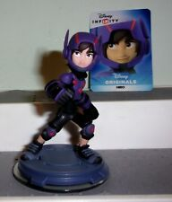 BIG HERO CHARACTER Hiro CAKE TOPPER 3.5 INCH NEW NO PKG  Disney Infinity 2.0 TOY