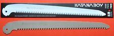 Japanese SILKY KATANABOY huge folding hand spare blade 500mm scie lame  404-50