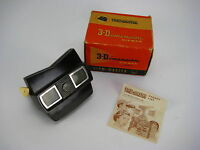 Vintage View-Master 3-Dimension Viewer Model E in Original Box
