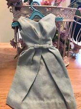 1962 vintage Mattel Barbie FASHION PAK Blue Belle Dress . HARD TO FIND!