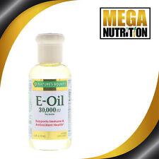Nature's Bounty Vitamin E-Oil 30,000 IU 74ml | Moisturising & Rejuvenating