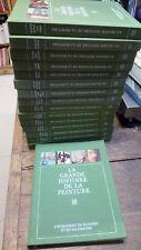 La grande histoire de la peinture complet en 16 volumes / Skira
