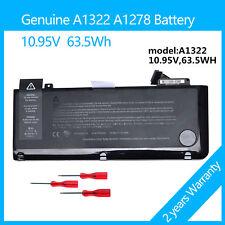"""OEM Genuine Original Macbook Pro 13"""" A1278 2009 2010 2011 2012 battery A1322 USA"""