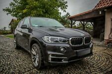 Eyelids BMW F15 x5 series genuine ABS plastic headlights spoiler eyebrows eye M