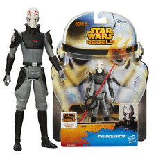 Star Wars Hasbro Sl03 Rebels The Inquisitor Action Figure