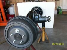 Mopar 8 3/4 8.75 Complete A B E BODY Rear end COMPLETE assembly POSI Drum brake