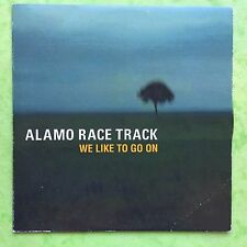 Alamo Race Track - We Like To Go On - Card Sleeve - Promo CD (CBX342)