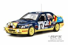 Ford Sierra RS Cosworth 4x4 Rally de Monte Carlo 1991 delecour - 1:18 Otto Mobile