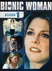 THE BIONIC WOMAN: SEASON ONE   Lindsay Wagner, Richard Anderson    4 DVDs