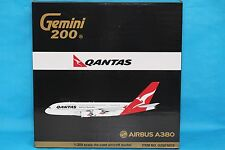 Brand New Qantas 1:200 Gemini Jets  Airbus A380-800 G2QFA510 With Stand