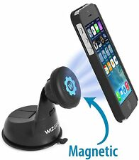 WizGear Universal Magnetic Car Mount Holder Windshield Mount and Dashboard