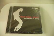 MICHAEL JACKSON/ JACKSON 5 . LA LEGENDE DE LA POP. CD+ DVD NEUF EMBALLE.