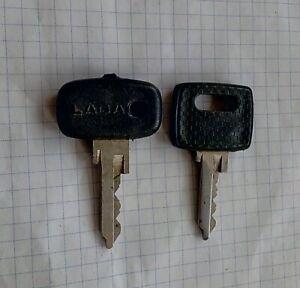 Car keys Lada VAZ  vintage