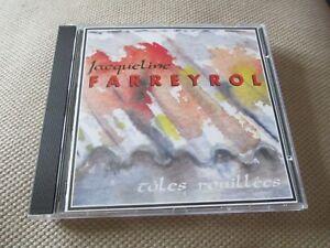 "CD ""TOLES ROUILLEES"" Jacqueline FARREYROL / LA REUNION"