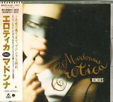 USED CD Erotica Mix Single Madonna
