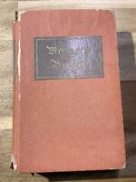 Hans Mersmann Wolfgang Amadeus Mozarts Briefe Mit 12 Bildertafeln 2. Auflage