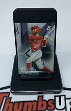 2019 Topps Bowman Platinum Jo Adell #TOP-72! Angels