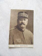 carte postale ANCIENNE 1900 GENERAL BERTHELOT