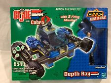 GI Joe vs Cobra Depth Ray Built to Rule with Wet-Suit New 2003 6540