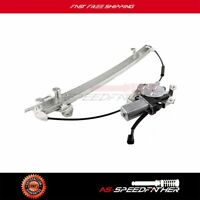 2005-2010 New Window Regulator w/ Motor for Nissan Frontier Front Passenger Side