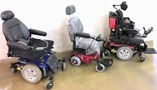 3 Electric Scooters/Wheelchairs Merits & Quantum