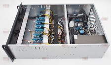 8 GPU ETHEREUM MINING RIG MONERO MINER RX570 RX580 GTX1060 + 1600W Netzteil PSU