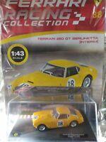 FERRARI 250 GT BERLINETTA INTERIM 24H LE MANS 1959 FERRARI RACING C. #38 1:43