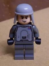 Lego Star Wars imperial officer Hoth Battle Pack personaje gris soldado oficial nuevo