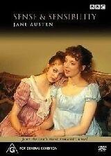 Sense And Sensibility (DVD, 2005) R4 Jane Austen