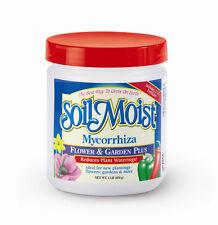 SoilMoist Flower and Garden Plus Mycorrhiza Fungi Soil Additive with Fertilizer