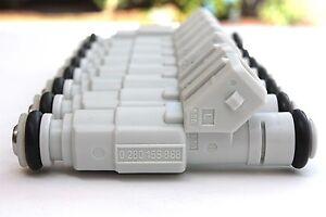 $329.49, GM 24508208 Bosch 0280155868, Fuel Injectors, Supercharged 3.8L V6, NEW