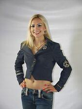 RARE BEAUTIFUL SEXY  BEBE  Jacket BOLERO  US 8  NEW UNIQUE MUST SEE