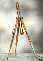 Winsor and Newton 'Severn' Artists Painting Easel - Sturdy Beechwood