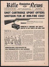 1959 REMINGTON 510SB Targetmaster .22 Rifle AD