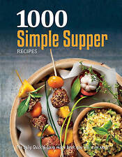 Simple Suppers by    Spiral-bound Book   9781784406820   NEW