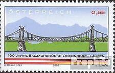 Oostenrijk 2426 postfris 2003 Salzachbrücke