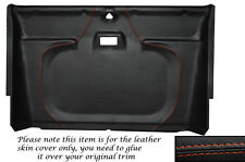 ORANGE STITCH FRONT ROOF LINING HEADLINING COVER FITS LAND ROVER DEFENDER 90 110