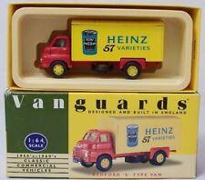 Lledo Bedford Diecast Vans