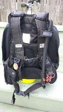 Scuba TANK & B.C.D. scuba gear