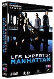 EXPERTS (LES) : MANHATTAN Saison 1 Ep 1-12 - CBS PRODUCTIONS - DVD