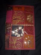 Fabric Cover Blank Diaries & Journals