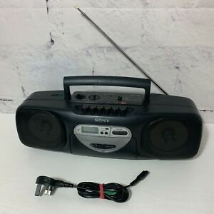 Sony CFS-B31 Radio Cassette-Corder ***Spares or Repairs due to cassette issues.